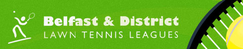 Belfast & District Lawn Tennis League Ulster Branch Tennis Ireland