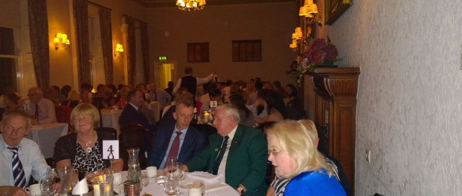 Presentation Evening at Royal Belfast Golf & Tennis Club